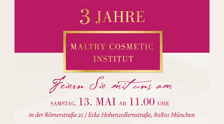 Gertraud Gruber Kosmetik München - Maltry Cosmetic Online Shop (mobil)