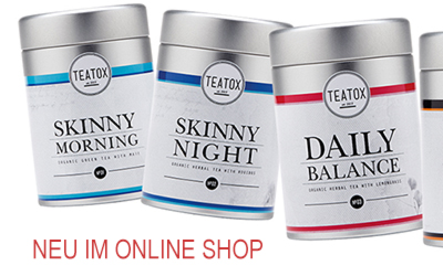 Maltry Cosmetic - TEATOX im Online Shop(mobil)